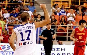 Ευρωμπάσκετ, Εθνική Νέων Καθάρισε, Ισπανία, evrobasket, ethniki neon katharise, ispania