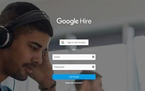 Google Hire, LinkedIn