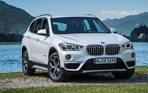 BMW X1, Νέες, BMW X1, nees
