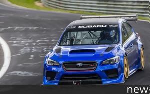 Subaru WRX STI, Ring