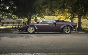 O Valentino Balboni, Countach QV, CEO, Lamborghini, '80s