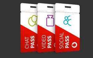 Ξέχνα, Vodafone Pass, xechna, Vodafone Pass