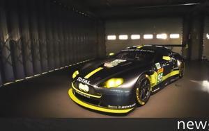 Aston Martin, Vantage GTE