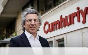 Ξεκίνησε, Cumhuriyet, RSF, xekinise, Cumhuriyet, RSF