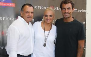 Survivor, American Stars, Λαμπίρη Εικόνες, Survivor, American Stars, labiri eikones