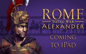 Rome, Total War - Alexander, Pad