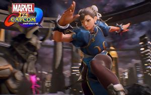 Capcom, Chun-Li, Marvel, Infinite
