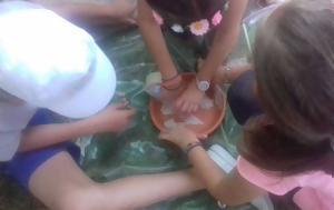 Μικροί Κατασκηνωτές, … Αρχαιολόγων, mikroi kataskinotes, … archaiologon