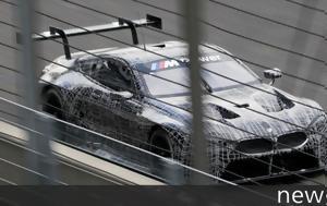 Video, BMW M8 GTE