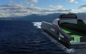 Σε έναν χρόνο το πρώτο θαλάσσιο drone