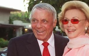 Πέθανε, Frank Sinatra Barbara, pethane, Frank Sinatra Barbara
