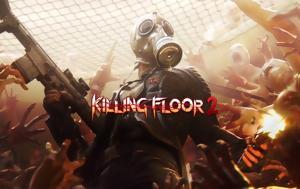 Αύγουστου, Killing Floor 2, Xbox One, avgoustou, Killing Floor 2, Xbox One