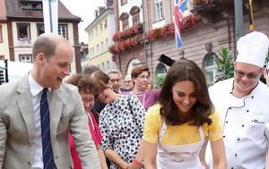 Kate, William, Γερμανία, Kate, William, germania