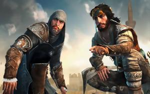Κερδίστε, Assassin's Creed, Ezio Collection, PS4, kerdiste, Assassin's Creed, Ezio Collection, PS4