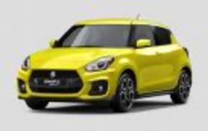 Πάρτε, Suzuki Swift Sport, parte, Suzuki Swift Sport