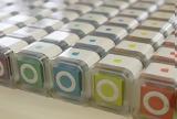 Apple…, Pod Shuffle,Pod Nano
