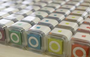 Apple…, Pod Shuffle, Pod Nano