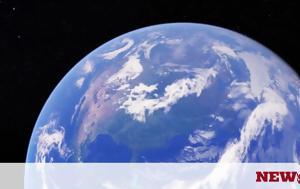 Βρετανία, Εντόπισε, Google Earth, vretania, entopise, Google Earth