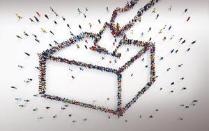 Δημοσκόπηση, Χριστιανοδημοκράτες 40, dimoskopisi, christianodimokrates 40