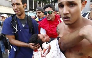 Χάος, Βενεζουέλα - Αυξάνεται, chaos, venezouela - afxanetai