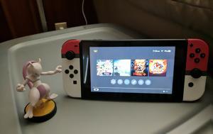 Nintendo Switch, Δείτε, Pokemon, Nintendo Switch, deite, Pokemon
