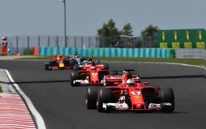F1 – GP Ουγγαρίας, Πρωτιά, Φέτελ, F1 – GP oungarias, protia, fetel