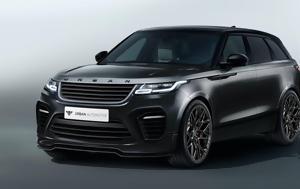 Range Rover Velar By Urban Automotive