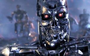 Τρομακτικό, - Ρομπότ, tromaktiko, - robot