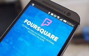 Πώς, Foursquare, pos, Foursquare