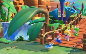 Mario + Rabbids Kingdom Battle Preview