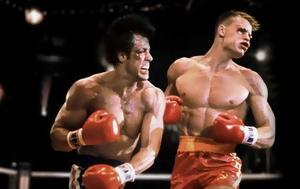 Sylvester Stallone, Στο, Creed, Ivan Drago, Sylvester Stallone, sto, Creed, Ivan Drago