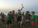 Beach Soccer, Καστρί Λουτρό,Beach Soccer, kastri loutro