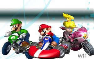 Βρέθηκε, Mario Kart Wii, vrethike, Mario Kart Wii