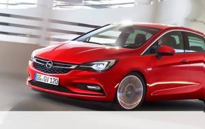 Opel Astra OPC, 1 600