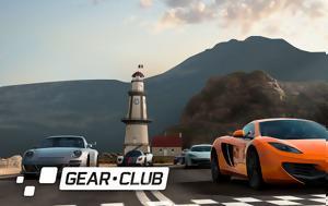 Gear Club Unlimited – Racing Simulator, Nintendo Switch