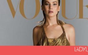 Jennifer Lawrence, Vogue, Kardashians