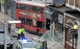 Λονδίνο, Τραυματίες,londino, travmaties