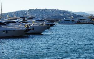 Σε ισχύ η απαγόρευση απόπλου για σκάφη αναψυχής με παράνομη ναύλωση