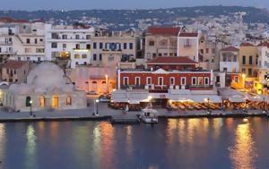 Χανιά, Ξηλώνονται, Ενετικό Λιμάνι Χανίων, chania, xilonontai, enetiko limani chanion