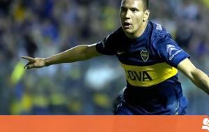 Boca Juniors, Panathinaikos, Chavez