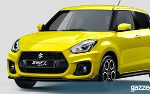 Ιδού, Suzuki Swift Sport, idou, Suzuki Swift Sport