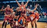 Ευρωμπάσκετ Νεανίδων, Εσπασε, Γαλλίδων, Σερβία,evrobasket neanidon, espase, gallidon, servia
