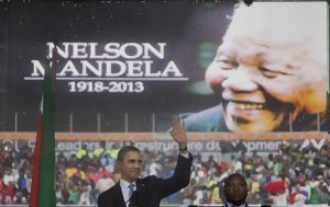 Παρέμβαση Ομπάμα, Βιρτζίνια, Νέλσον Μαντέλα, paremvasi obama, virtzinia, nelson mantela
