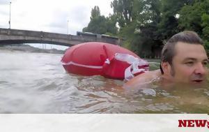 Φοβερό Κολυμπάει, fovero kolybaei