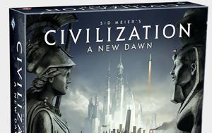 Νέο Civilization, Sid Meier …, neo Civilization, Sid Meier …