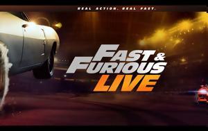 Fast, Furious Live, Ιανουάριο, 2018, Λονδίνο, Fast, Furious Live, ianouario, 2018, londino
