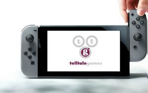 [Φήμη], Telltale Games, Switch, [fimi], Telltale Games, Switch