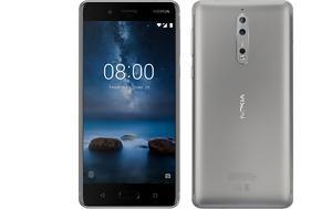Nokia 8, Ανακοινώθηκε, Nokia 8, anakoinothike