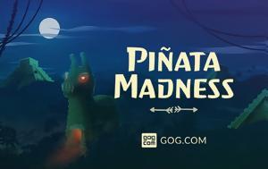 Piñata Madness, GOG