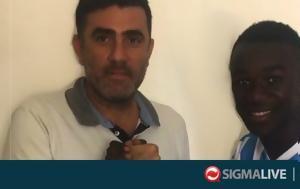 Ανακοίνωσε 19χρονο, Ζάμπια, Πάφος FC, anakoinose 19chrono, zabia, pafos FC